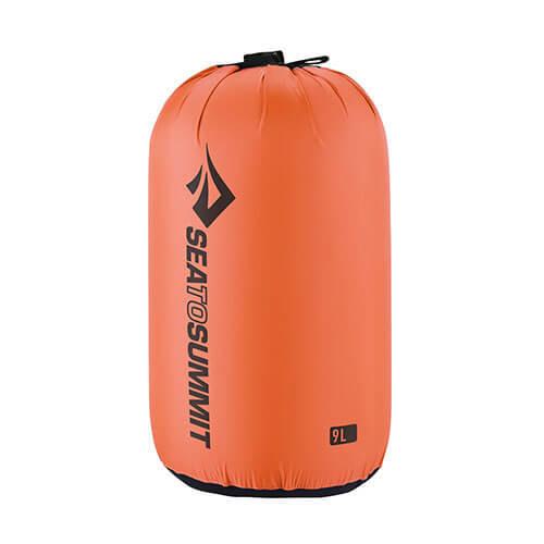 MED RED Nylon Waterproof Stuff Sack Bag Outdoor Camping Hiki